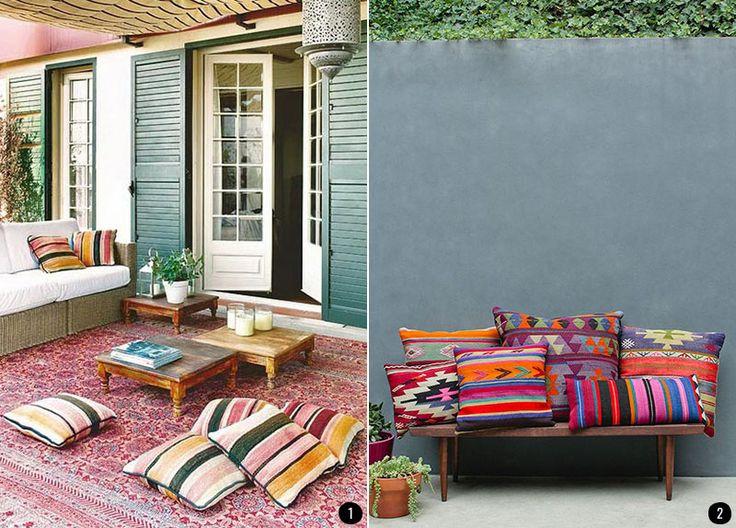 Decoración de terrazas, patios, balcones y jardines que enamoran | Conkansei.com