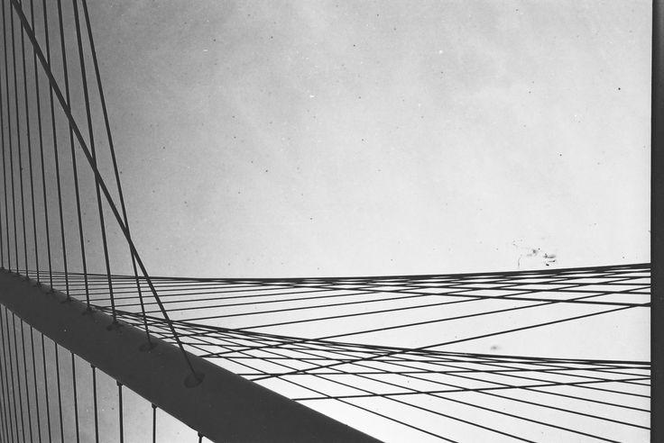 Bridge near Hoofddorp and Nieuw-Vennep by Christoffer Breitenbauch http://chrisbauch.tumblr.com/