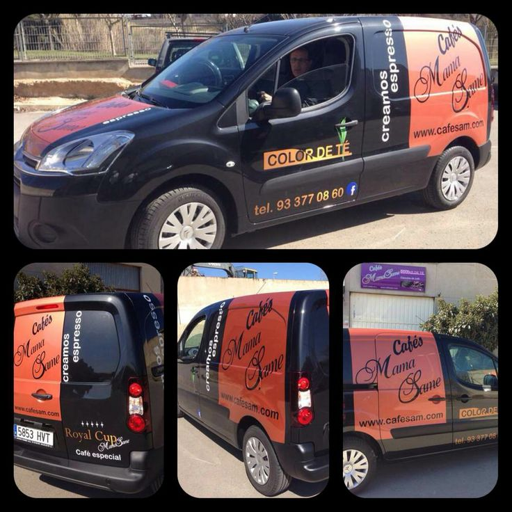 Nueva furgoneta #CafesMamaSame