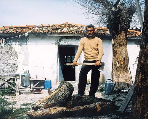 Yılmaz Güney İmralı'da 1974