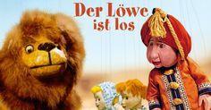 Der Löwe ist los – Augsburger Puppenkiste bei Kixi Kinderkino – Kinderkino