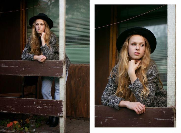 Iva R. @ Eskimo-Bohemia Management by Anezka Prikrylova