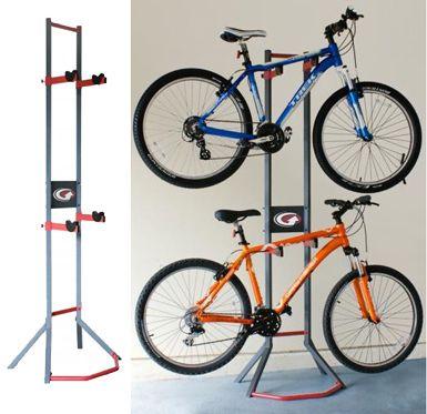 GearUp Free Standing Bicycle Storage Rack   Bike Storage   The Garage Store  | My Wish List | Pinterest | Bicycle Storage, Storage Rack And Storage