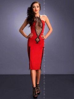MAXIMA RED sukienka