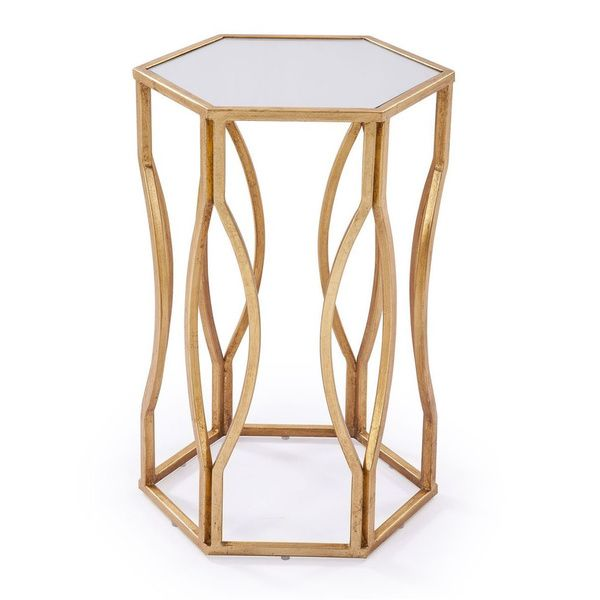 Fremont Side Table   Overstock Shopping   Great Deals On Coffee, Sofa U0026 End  Tables