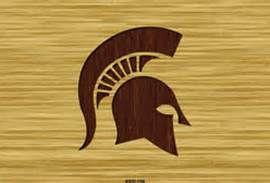 Michigan State University Basketball Spartans