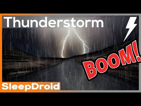 10 Hours Of Rain And Huge Thunderstorm Relaxation Rain And Thunderstorm Sounds For Sleeping 10hr Youtube Rain Thunderstorm Sounds Thunderstorm Video