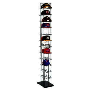 wooden hat racks for baseball caps cap rack tower