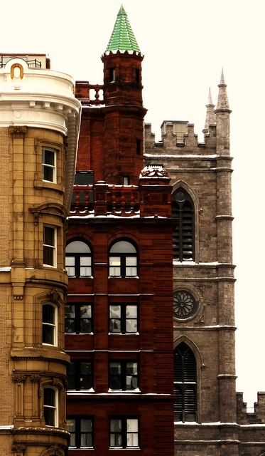 Old Montreal Building in Montreal, Canada