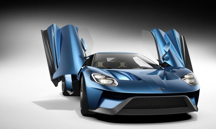 Bombshells like the 2017 Ford GT don't come often.