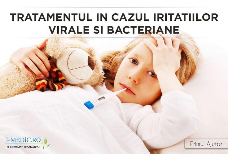 Cu siguranta fiecare dintre noi s-a confruntat cu aparitia bolilor copilariei, care indiferent de originea bacteriana sau virala, s-au manifestat prin aparitia unor iritatii la nivelul pielii. http://www.i-medic.ro/primul-ajutor/tratamentul-cazul-iritatiilor-virale-si-bacteriane