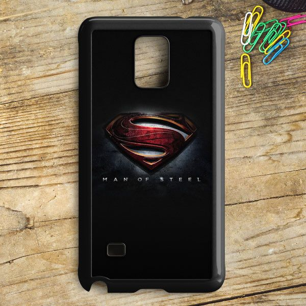 Man Of Steel Superman 2013 Samsung Galaxy Note 5 Case | armeyla.com