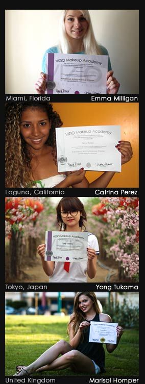 Online Makeup Courses - Become a certified Makeup Artist