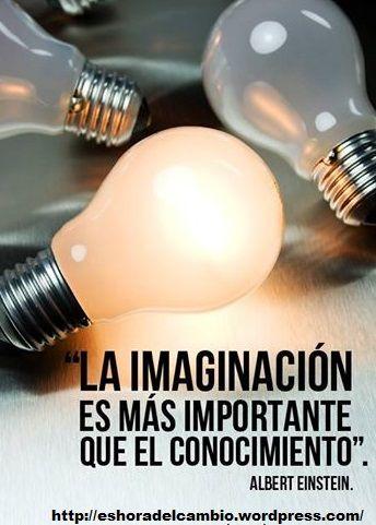 ¿Como andamos de Imaginación?  http://eshoradelcambio.wordpress.com/