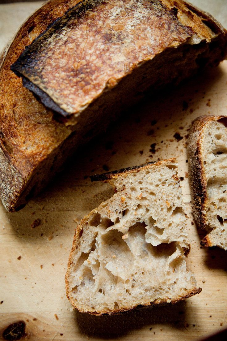 The country bread from Tartine Bakery in San Francisco has reached cult status among passionate bakers, and deservedly so Based on traditional principles, Mr Robertson has developed a way to get a tangy, open crumb encased in a blistered, rugged crust in a home kitchen, from a starter you create yourself