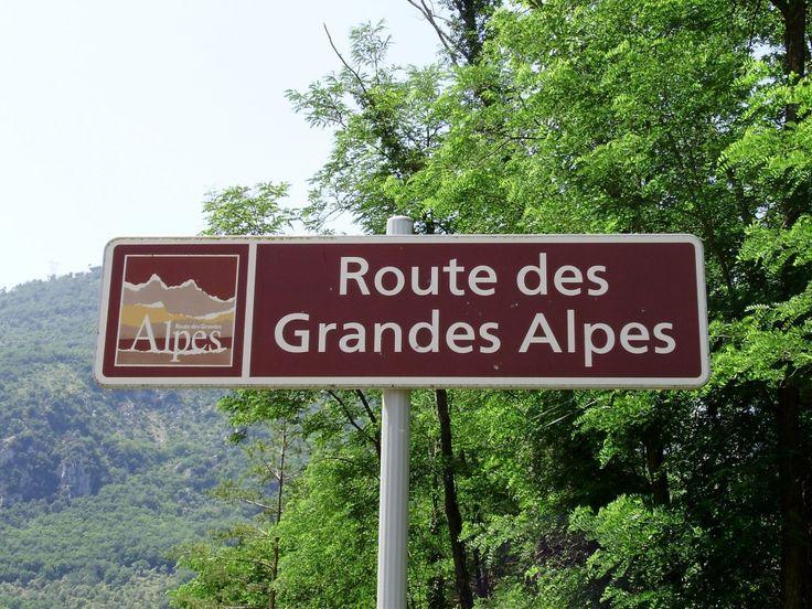 Route des Grandes Alpes #Motortourer #Motorcycle #RoadTrip