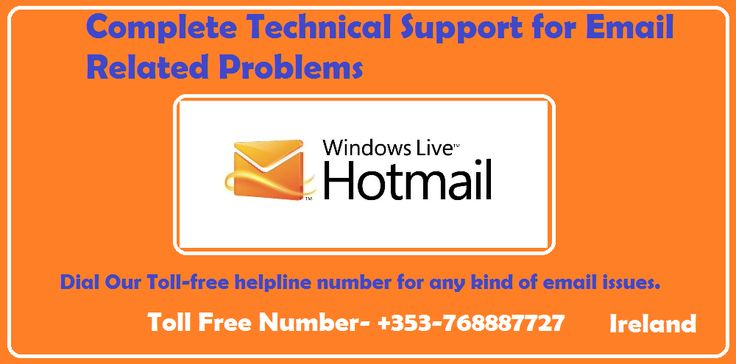 Hotmail is an e-mail service that Microsoft provides to his user. Now just the name but some services are also changed, now it is better and faster capable to do more things. So we are face various kinds of problems like what are the steps to Block Someone on Hotmail? Then simply Dial on this Hotmail Support number Ireland +353-768887727 these problem can be easily solved.
