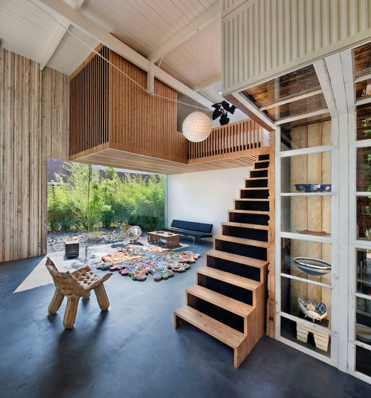coach house interiors. Old Coach House Transformed Into Modern Home Using Materials from  Demolished Office 70 best MODERN images on Pinterest Architecture