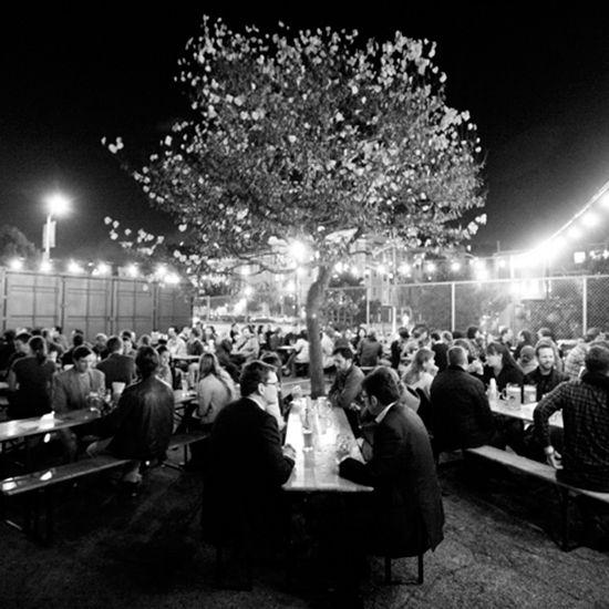America's Best Beer Gardens: Biergarten, San Francisco