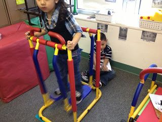 Dramatic Play Center Exercise Gym Mrs Cardenas