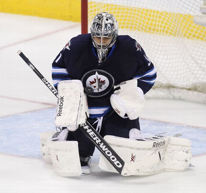 Ondrej Pavelec Pictures - Winnipeg Jets - ESPN