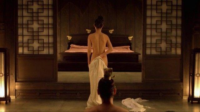 scene from 'Concubine' #asian #japanese #sex
