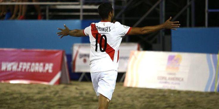 Perú perdió por penales ante Ecuador en la Copa América de Fútbol Playa - Diario Depor