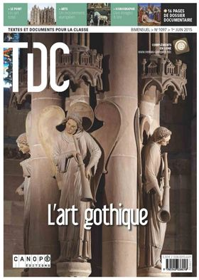 TDC, n° 1097, 1er juin 2015 – L'art gothique |