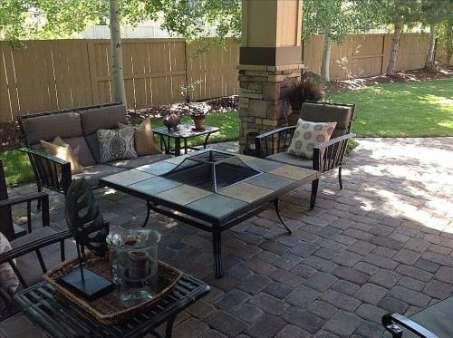 Walk Out Basement Patio Ideas Around The House Pinterest