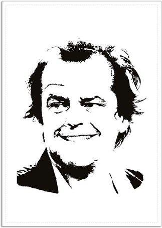 Her Gün 1 Film Öner - Deli Jack - Kendin Tasarla - Poster