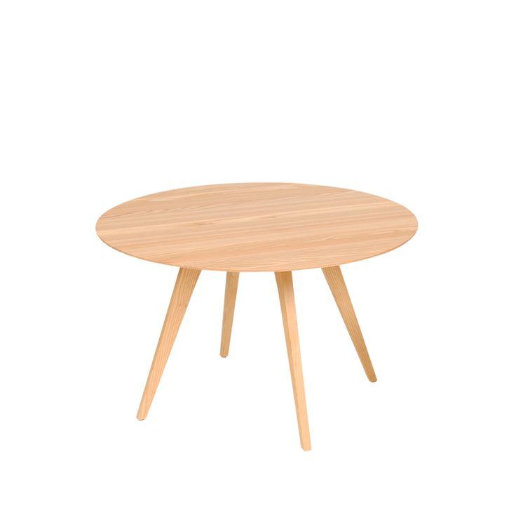 Spot bord - Spot bord - ask, ø55 cm