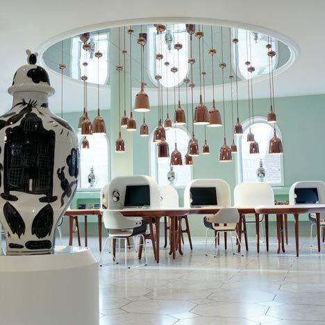 Information Centre at the Groninger Museum by Jaime Hayón - Dezeen