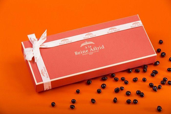 Concours A la Reine Astrid : gagnez 5 coffrets de chocolats de grands crus de…