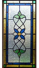 Victorian Stained Glass Windows