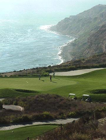 trump national golf course 25 min palos verdes