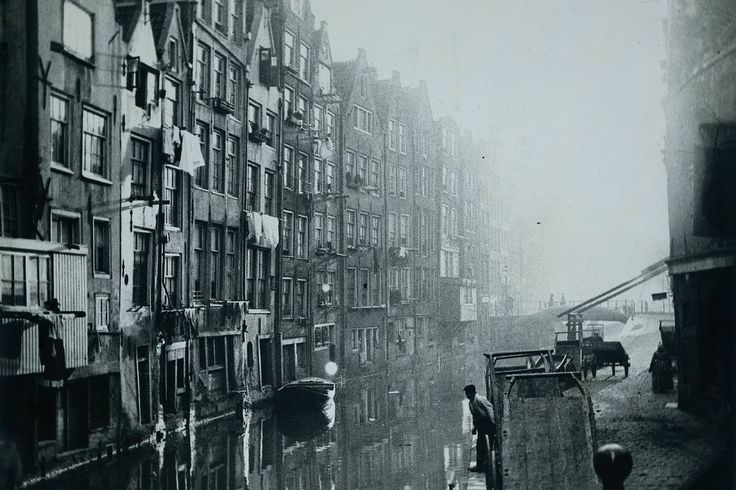 Amsterdam Captured by Breitner