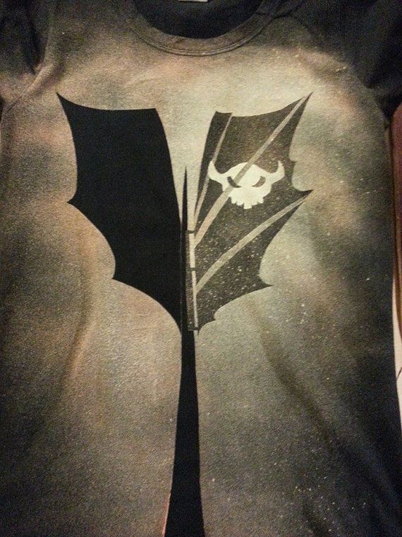 How to train your dragon - Toothless tail - Women's bleach shirt