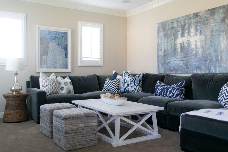 17 best ideas about dark grey couches on pinterest dark