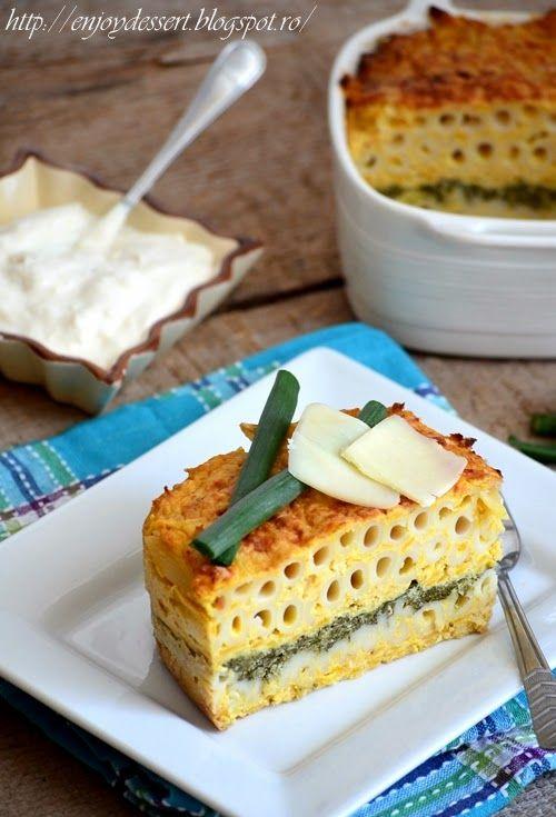 Spinach & Pumpkin Pastitsio