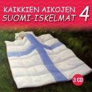 Kaikkien aikojen Suomi-iskelmät 4  (3CD) (Albumi)