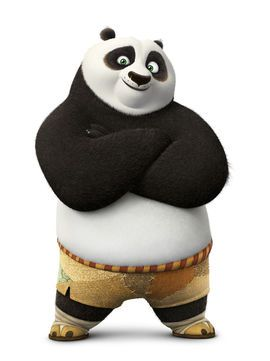 Po Physical attributes Biographical info Chronological info Master Po Ping (known simply as Po) is the main protagonist of the Kung Fu Panda franchise. He is the adopted son of Mr. Ping as well as one of Master Shifu's students at the Jade Palace. He is also the foretold Dragon Warrior of legend, and a master of the Panda Style of kung fu.