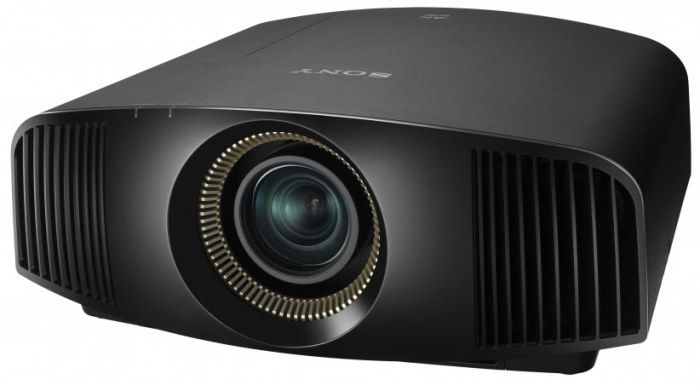 Sony VPL VW320ES Home Cinema Projector. The compact Sony VPL-VW320ES Home Cinema Projector fits neatly into any home theatre or living room, with low fan noise that won't disturb the show, wide zoom/lens shift range and a front-facing exhaust port for extra installation flexibility. Black.