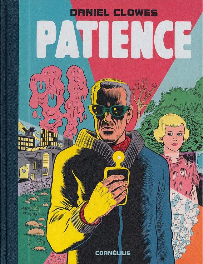 Patience. Daniel Clowes. 2016