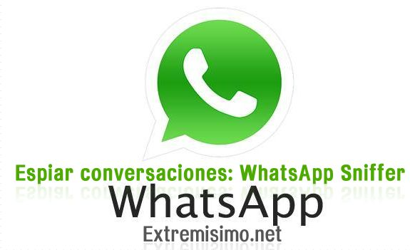 Espiar el WhatsApp de otros