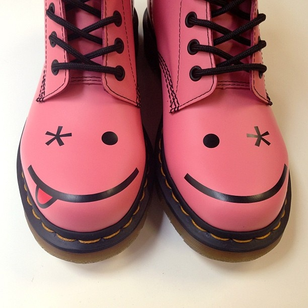 1000 Ideas About Pink Doc Martens On Pinterest Doc