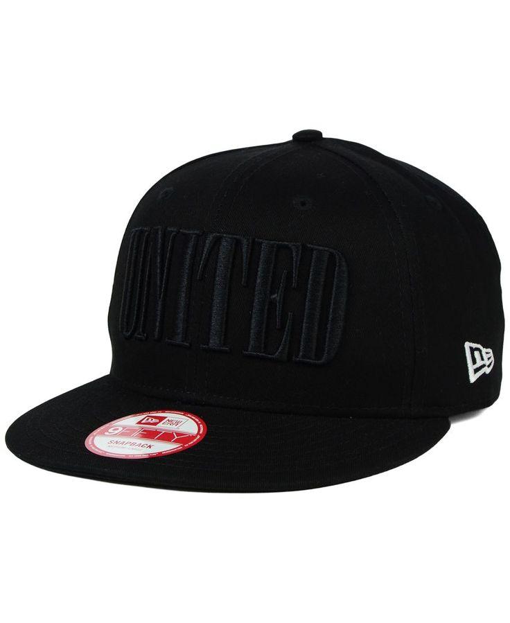 New Era Dc United Undefeated 9FIFTY Snapback Cap