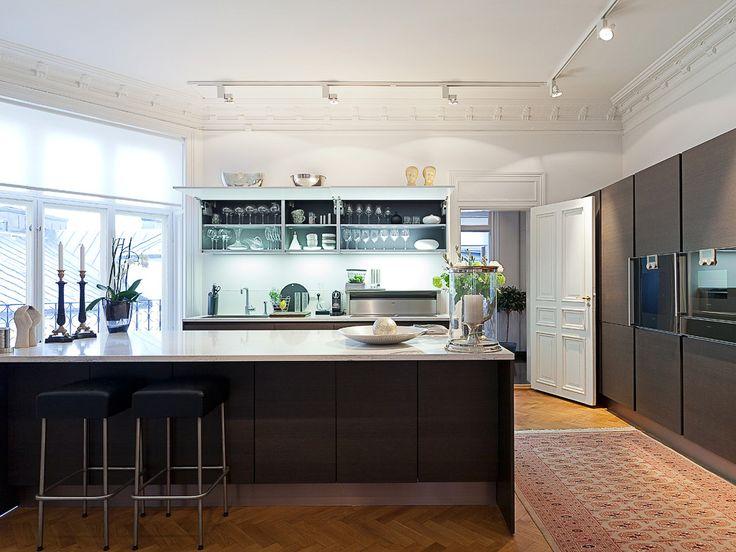 78 besten Kitchen Bilder auf Pinterest - dieses moderne weise penthouse stockholm demonstriert luxus