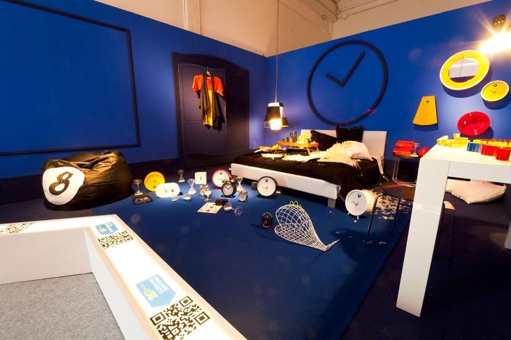 eBay Temporary Loft - Bedroom