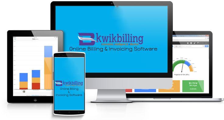 #KwikBilling - Online #Billing & Innovative #Software . Start Trial Today - http://goo.gl/mxVSjO
