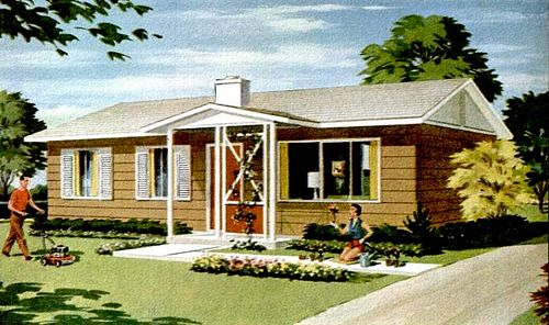 Home Sweet Home | rogerwilkerson.tumblr.comMidcentury Architecture